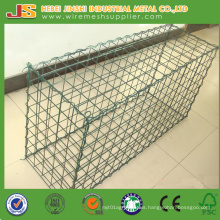 100*50*30cm Hot Dipped Galvanized Gabion, Welded Gabion Box